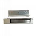 12V or 24V 600lbs single door magnetic door lock
