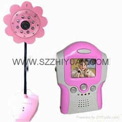 1.8 inch lcd baby monitor color baby monitor Camera Night version