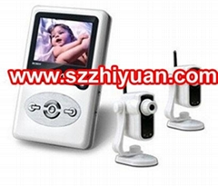 2.4GHz Wireless baby monitor Digital wireless kits