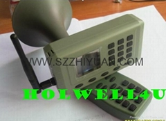 New hunting bird sound caller with timer and wireless rremote control 380