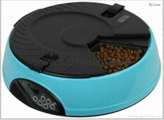 6 Meal LCD Automatic Pet dog or cat Feeder