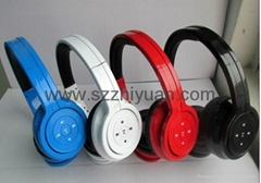 colourful bluetooth headphone blue toth earpiece earbuds for Iphone Samsung PC