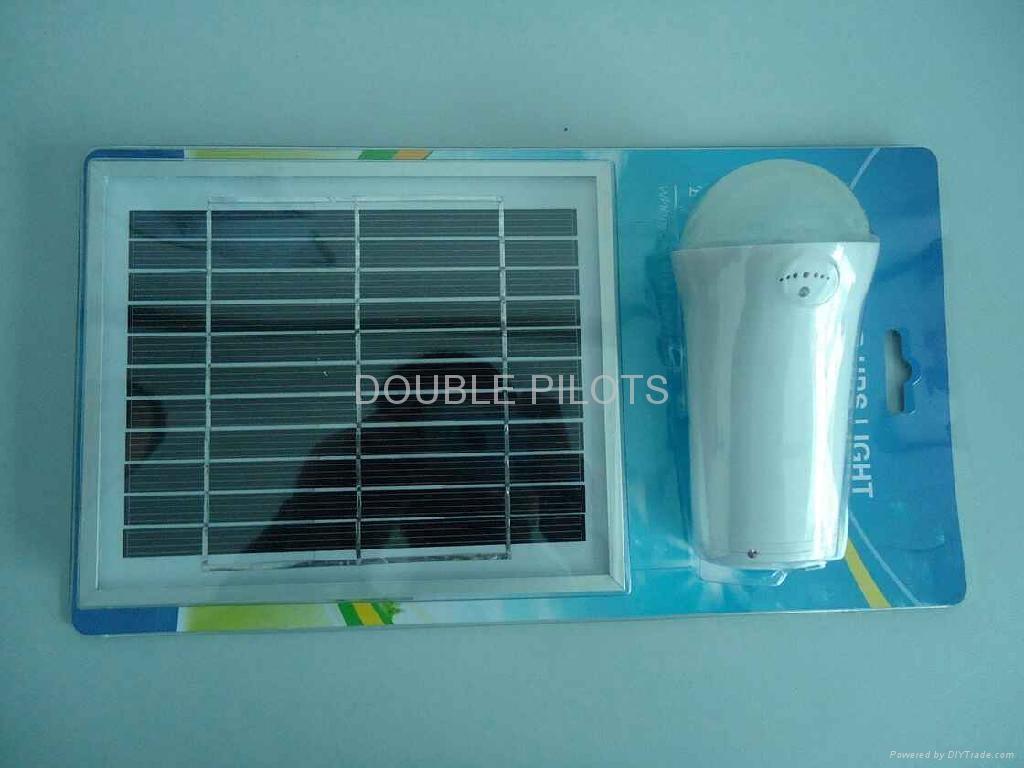 LED Solar Lantern for Camping 1