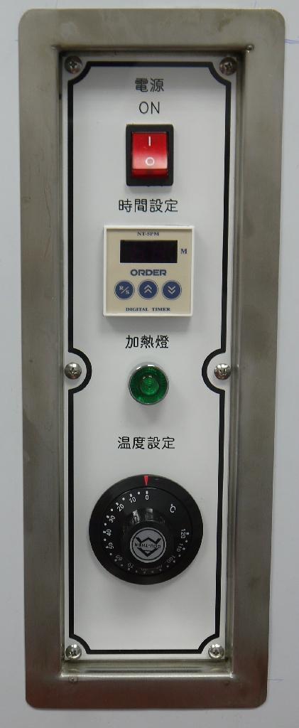 60L 单槽一体式超音波洗净机 3