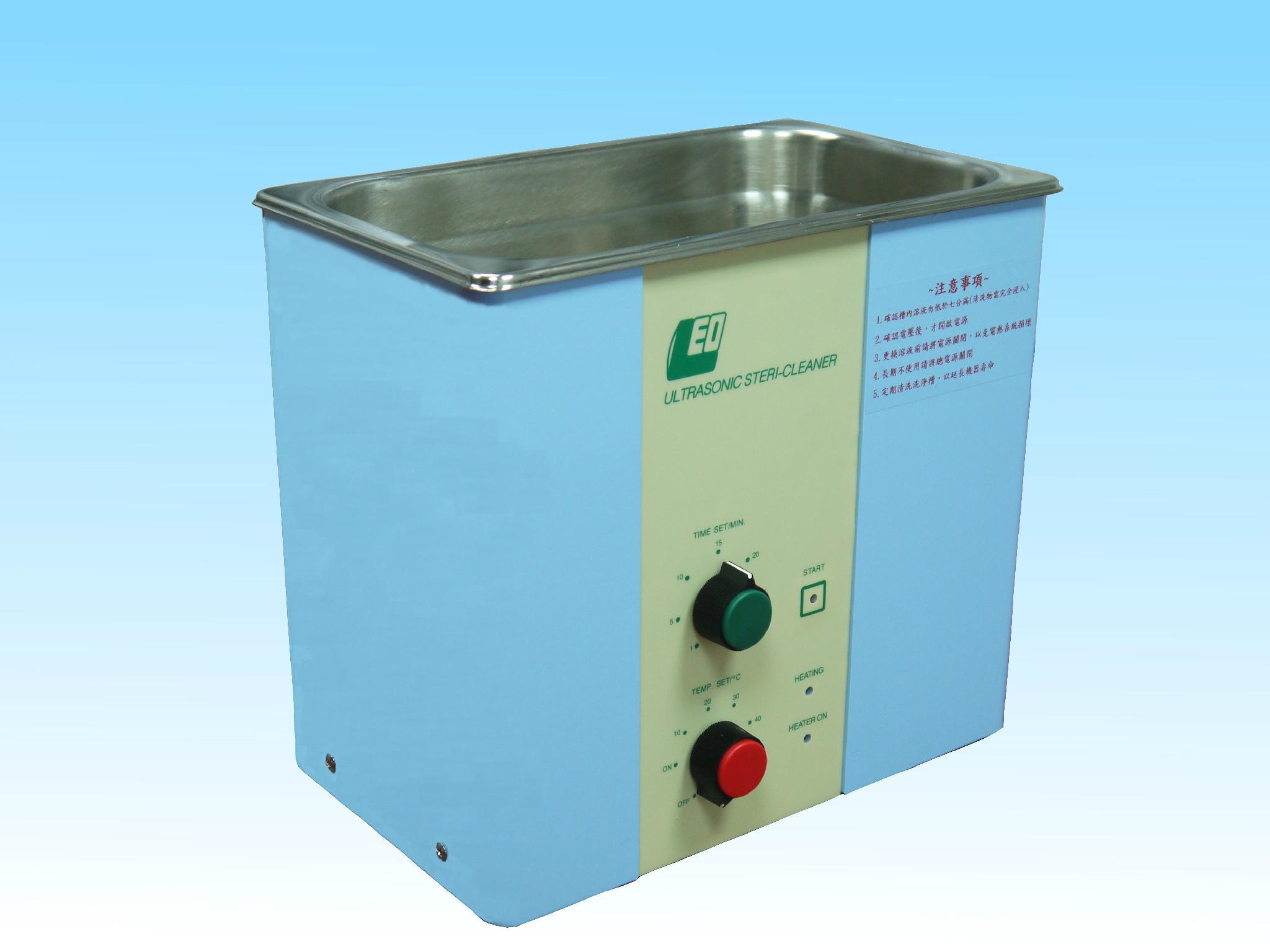 100系列-高质量实验室及医疗器具专用超音波清洗机特价 1