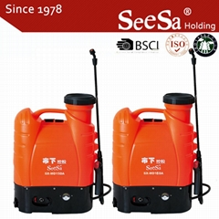 15L/18L Garden Battery Pump Power Pressure Sprayer