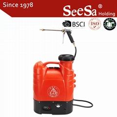 15L Garden Battery Pump Power Pressure Sprayer