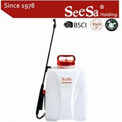 16L Garden Tool Agricultural Weed Pesticide Battery Knapsack Pressure Sprayer
