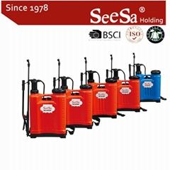 12L/15L/16L/18L/20L/22L Agricultural Backpack Manual Hand Pressure Pump Sprayer