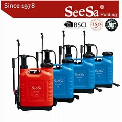 16/18/20/22L Hand Agricultural Garden Backpack Pressure Pump Mist Sprayer