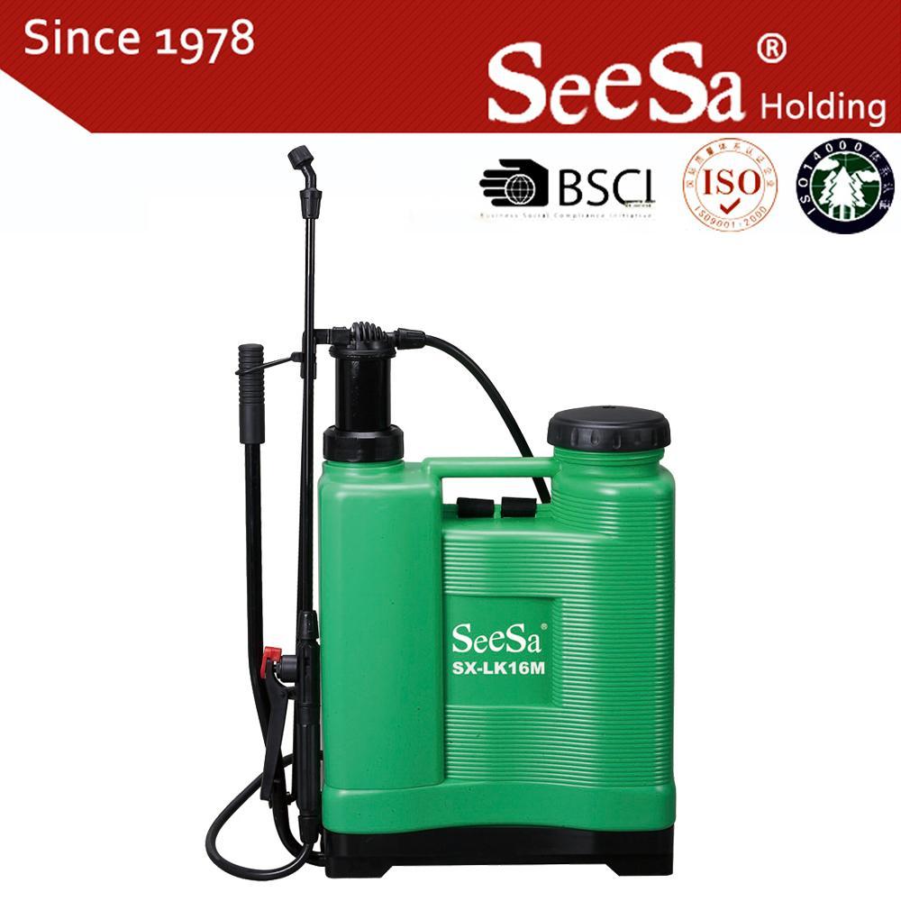 16L/18L Agricultural Backpack Manual Hand Pressure Pump Sprayer 2