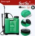 16L/18L Agricultural Backpack Manual Hand Pressure Pump Sprayer 3
