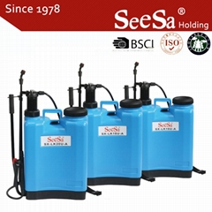 16L/18L/20L Agricultural Manual Hand Pressure Backpack Sprayer