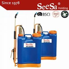 16L/20U Agricultural Manual Hand Backpack Pressure Sprayer