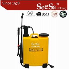 20L Backpack Manual Hand Pressure Agricultural Sprayer