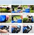 16L Knapsack/Backpack Manual Hand Pressure Agricultural Sprayer 7