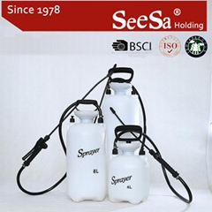 4L/8L/12L Garden Tool Backpack Weed Killer Hand Pressure Power Sprayer
