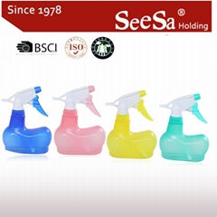 330ml Household Hand Pressure Water Trigger Sprayer Bottle