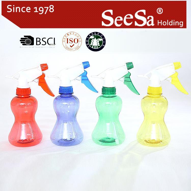 300ml Household Hand Pressure Water Trigger Sprayer Bottle 1