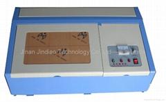Economy mini laser engraving machine