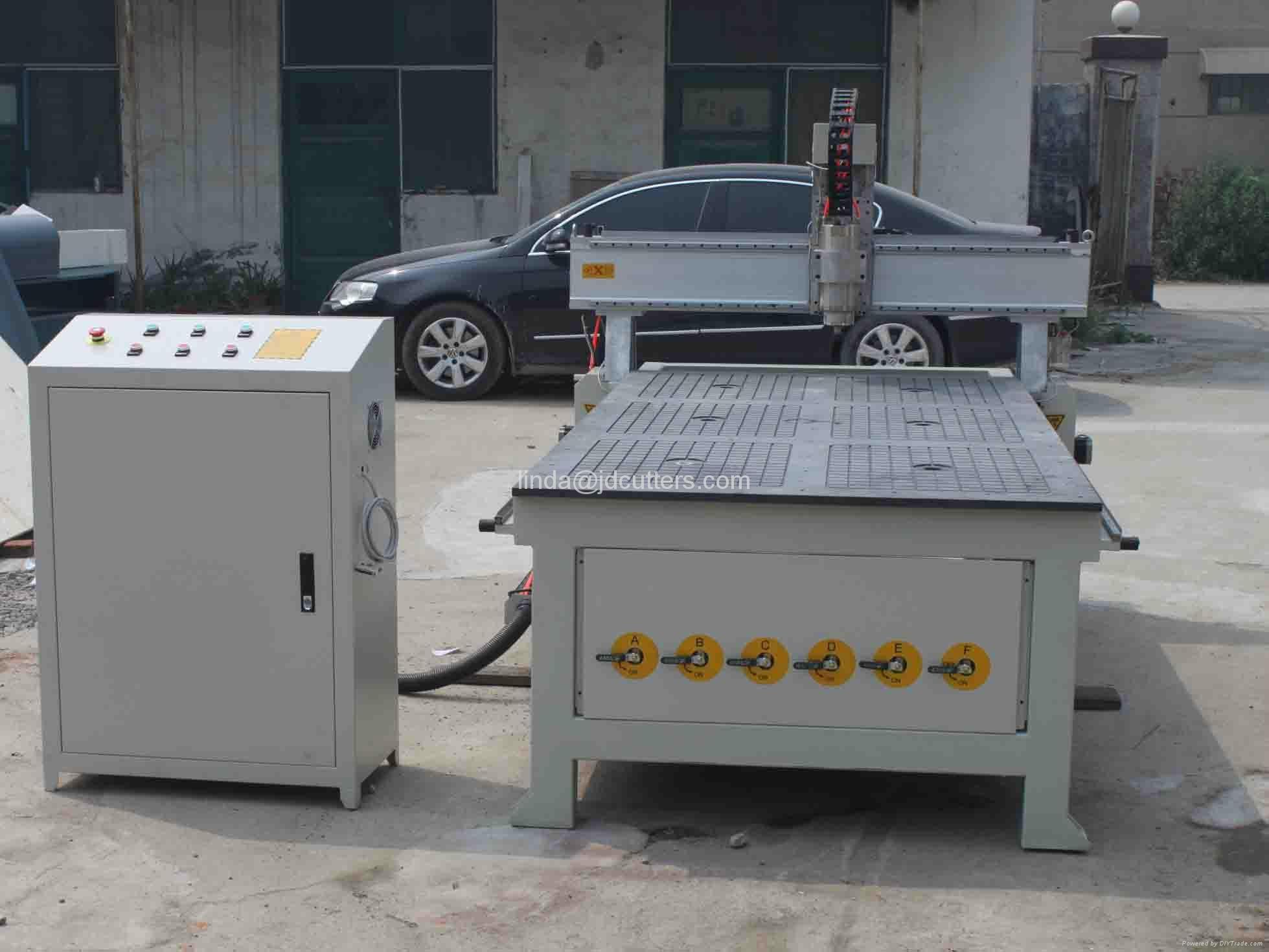 cnc machine wood working