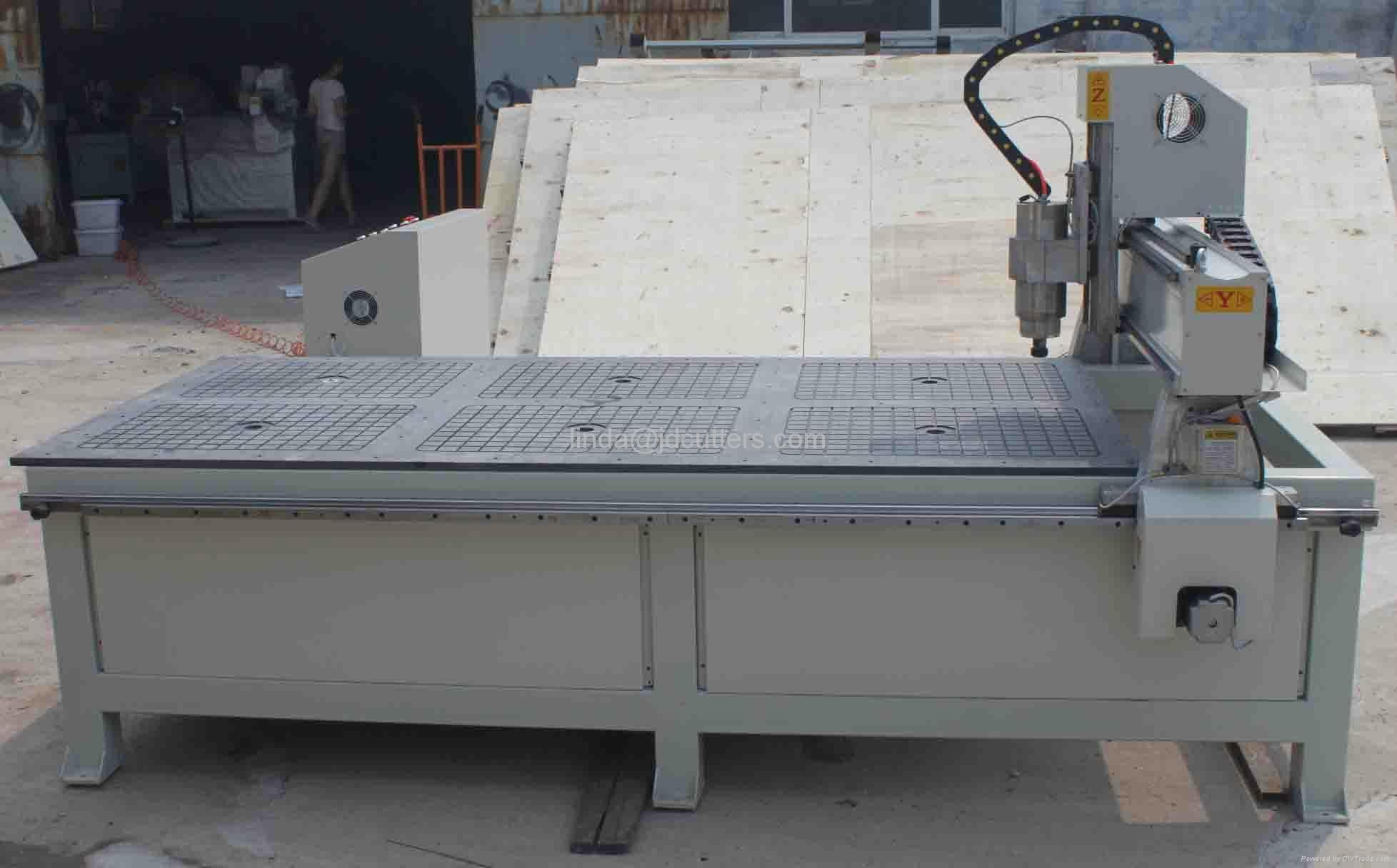 Jdm25 Woodworking Machine Wood Cnc Router Wood Door Furniture Making Machine Jindiao China