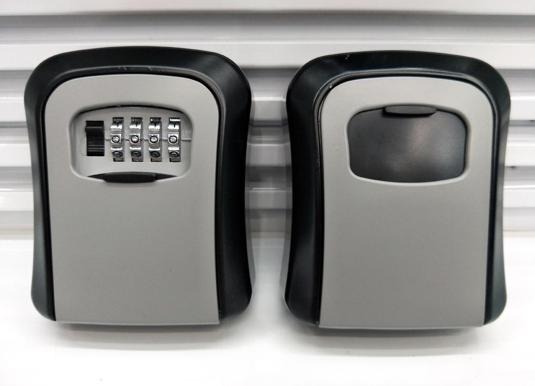 The perfect quality 4 digits Combination Key Safe Storage Box  2