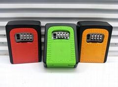 House 4 digits Combination locking Key Safe Storage Box
