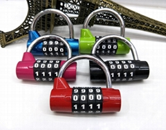 4 Numbers Gym combination padlock 4 Numbers Combination Padlock