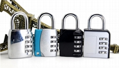 Top Security Resettable Combination Lock Combination Padlock