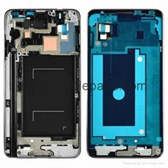 For Samsung Galaxy Note 3 N900A N900T Front Housing A COVER LCD FRAME