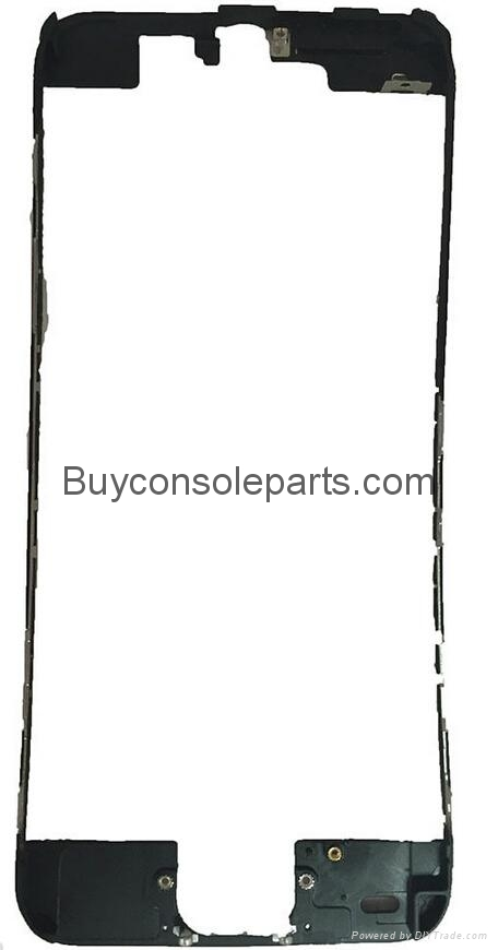 Replacement Part for Apple iPhone 6 Plus Digitizer Frame - White - A Grade	 2