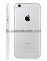 Replacement Part for Apple iPhone 6 Plus Rear Housing Assembly with Apple Logo