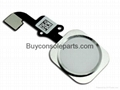 Replacement Part for Apple iPhone 6 Plus Home Button Assembly with Flex Cable Ri