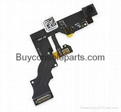 Replacement Part for Apple iPhone 6 Plus Sensor Flex Cable Ribbon with Front Fac