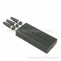 ZRAD Portable Handheld GSM/CDMA/DCS/3G Mobile Phone Signal Jammer