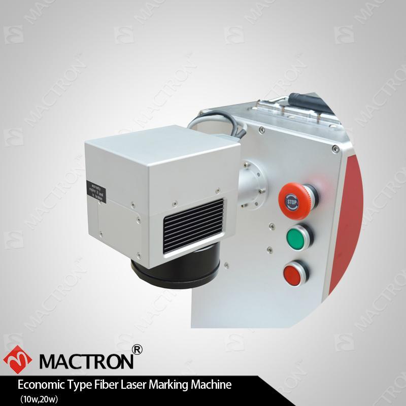 10W Portable Fiber Laser Marker For Marking Keychain, PCB