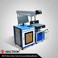10w 30w 50w 100w Co2 Laser Marking/ Leather Laser Engraving Machine Price