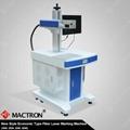 Metal Fiber Laser Engraving Machine For