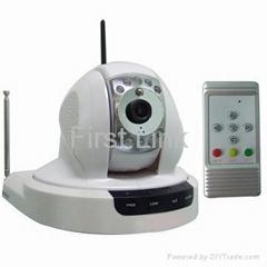 IP PT Wireless Camera