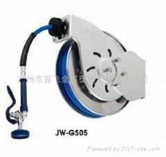 Wall Mounted Retractable Hose Ree