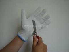 迪乃玛加钢丝防割手套