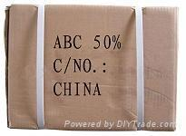 ABC dry powder 50%
