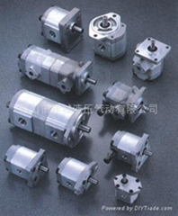 HYDROMAX齒輪泵