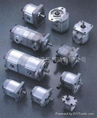 HYDROMAX齿轮泵HGP-2AF11R