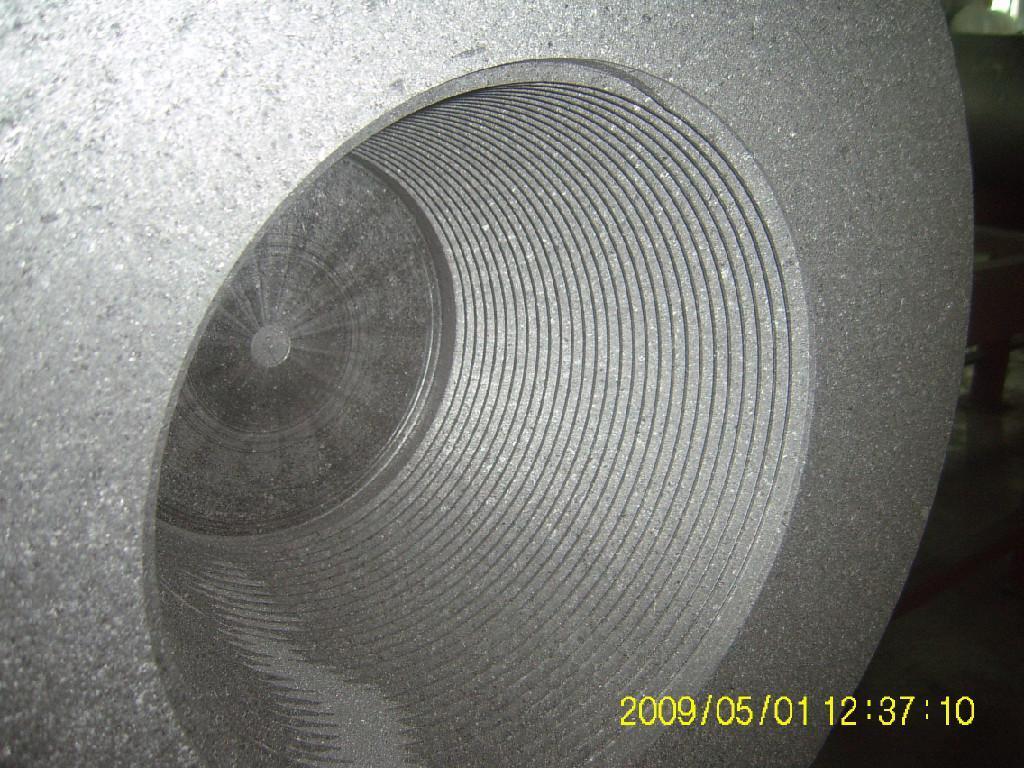 graphite electrode 4