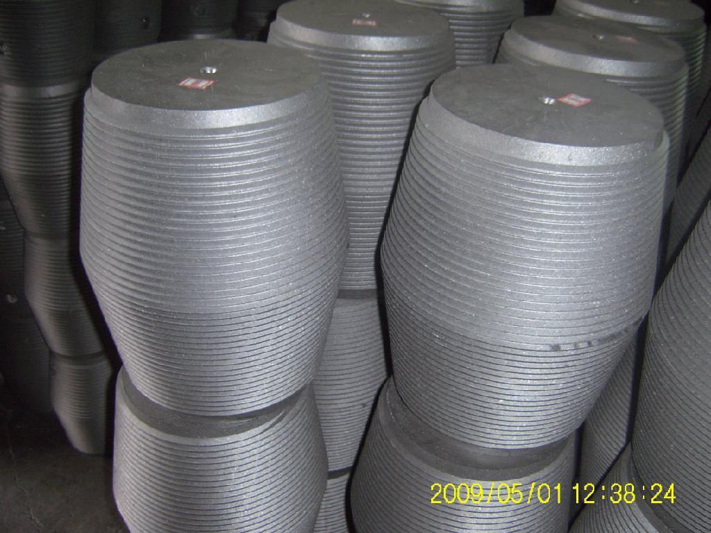 graphite electrode 5