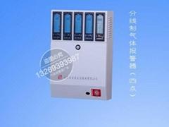 DAP2210(壁挂插卡式)可燃氣體報警控制器