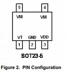 单节锂电池保护XB5358A