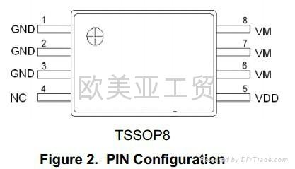 锂电保护芯片XB8688D 2